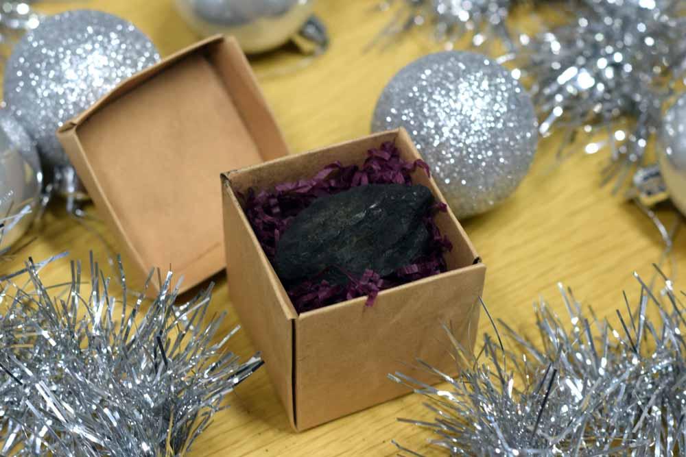 Hedgehog Digital's Alternative Christmas Card - Client Coal