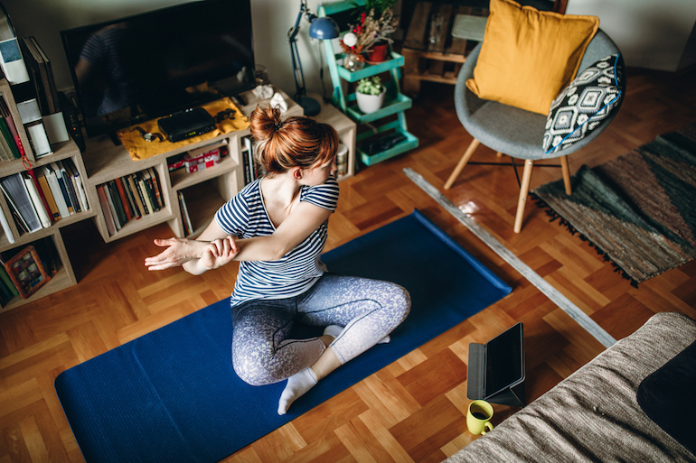 free online courses - home workout