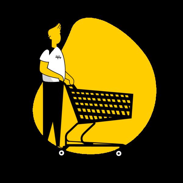 ecommerce header